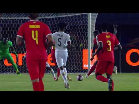 Guinea-Bissau v Ghana Highlights - Total AFCON 2019 - Match 36