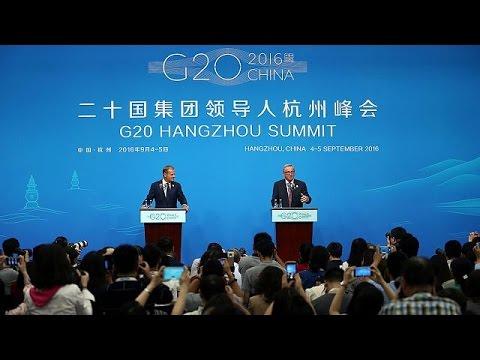 Κίνα: Όλα τα κρίσιμα παγκόσμια θέματα στην σύνοδο της G20