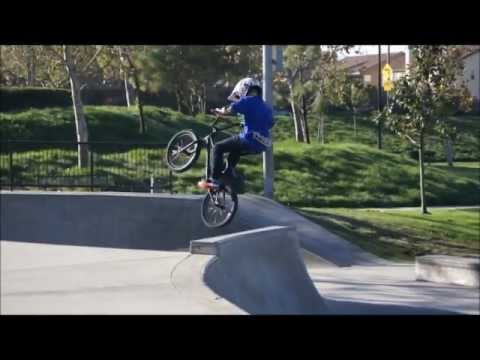 Amazing 10 Year Old BMX Edit