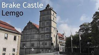 Lemgo Germany  city photos : GERMANY: Brake Castle - Lemgo [HD]