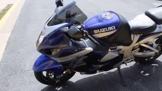 7. 2004 suzuki hayabusa walk around