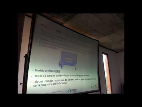 Sessão 2 - Harmonização INSPIRE de dados geográficos para a Toponímia
