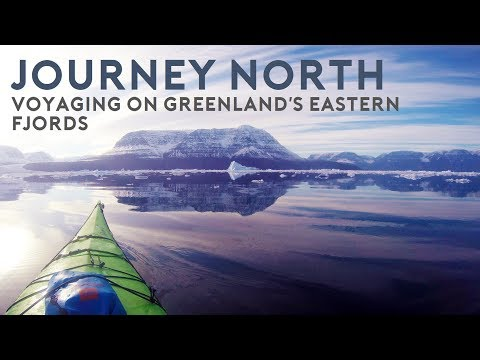 Journey North. Voyaging on Greenland's Easter Fjords - The Girl Outdoors