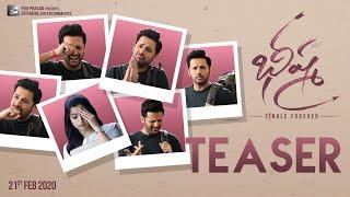 Bheeshma Official Teaser – Nithiin, Rashmika Mandanna | Venky Kudumula