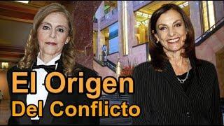 En la pasada entrega de los Premios Ariel, Rosa María Bianchi y Julieta Egurrola hicieron retumbar las paredes del Palacio de Bellas Artes al gritase una serie de improperios al encontrarse en el vestíbulo del recinto. ………………………………………….Web: http://chacaleo.comFacebook: https://www.facebook.com/Chacaleo-577...Twitter: https://twitter.com/ChacaleocomYoutube: https://www.youtube.com/c/ChacaleoCom..............................................................Chacaleo.com sostiene y difunde sus investigaciones con base al artículo 19º de la Declaración Universal de los Derechos Humanos de 1948, en la Primera Enmienda de la Constitución de los Estados Unidos de América, y en los artículos 6º y 7º de la Constitución Política de los Estados Unidos Mexicanos. Sus reseñas vídeo-editoriales y/o noticiosas pretenden difundir lo más fielmente posible la realidad activa del mundo de la farándula, con base a fuentes fidedignas, en la mayor parte de las ocasiones de primera mano y de testigos presenciales de lo acontecimientos. Pendientes y atentos a los comentarios de nuestros lectores y personajes involucrados, nos mantenemos abiertos a cualquier aclaración o derecho de réplica, en caso de ser necesario o justificado.