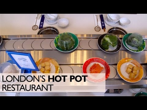 London's First Dedicated Hot Pot Restaurant