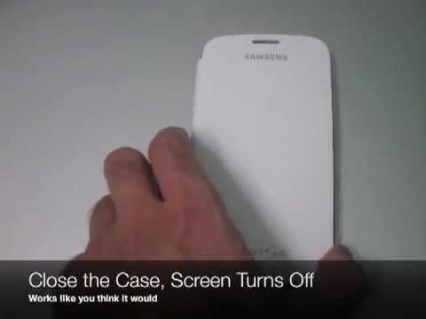 Video of Flip Case Control
