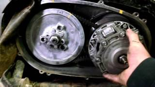 9. Kawasaki Teryx T4 750 JBS Clutching Ratio