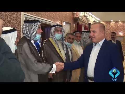 ديوان الوقف السني يقيم جلسة صلح ضمت العديد من العشائر العراقية لتقوية النسيج المجتمعي ودرء الفتنة