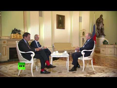 Владимир Путин: Не Россия виновна в том, что отношения между РФ и странами Евросоюза ухудшились