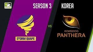 Nonton Stormquake Vs Team Kongdoo Panthera  Part 2    Owc 2018 Season 3  Korea Film Subtitle Indonesia Streaming Movie Download
