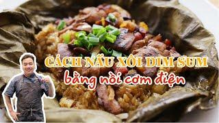 WATCH IN HD! MỞ RA ĐỌC THÊM NHÉ! ♡ Cách Làm Xôi Gà Ngon Nhất - How To Make Chinese Sticky Rice - Chef Ben Vado...