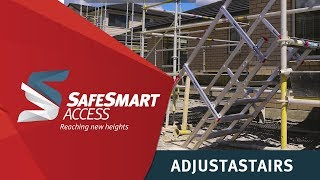 AdjustaStairs - How to Integrate into Proscaf Quickly