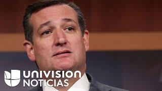 Ted Cruz ofrece sorpresivo apoyo a Donald Trump