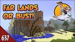 Minecraft Far Lands or Bust - #637 - Eclipse Year!