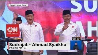 Video Pernyataan Akhir Paslon Pilgub Jawa Barat | Debat Publik Kedua Pilgub Jabar (6/6) MP3, 3GP, MP4, WEBM, AVI, FLV September 2018