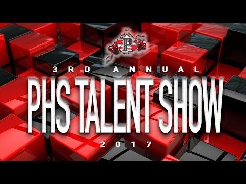 2017 Talent Show- 2nd Place Brianna Anzaldua