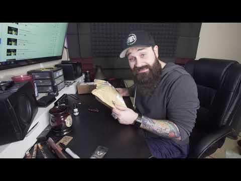 Beard oil - Beard Mail Time  Episode 2  Unboxing