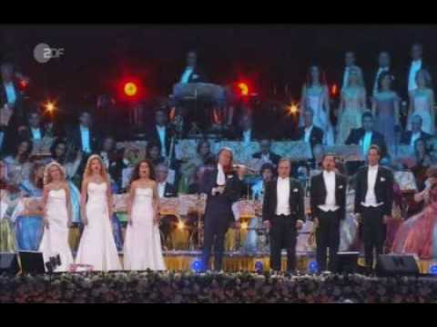 You'll Never Walk Alone - André Rieu and soloists