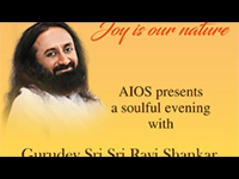 "Equanimity in Uncertain Times : ""Gurudev Sri Sri Ravi Shankar"""