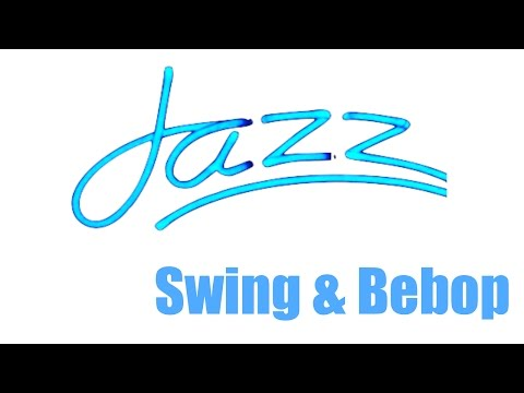 Jazz and Jazz Music: Bebop and Swing Collection (Original Instrumental Jazz Music Video) (видео)
