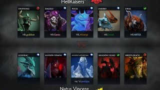 NaVi vs HR — most epic game of The International 2015