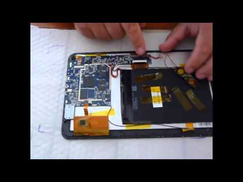 comment reparer un ecran de tablette tactile