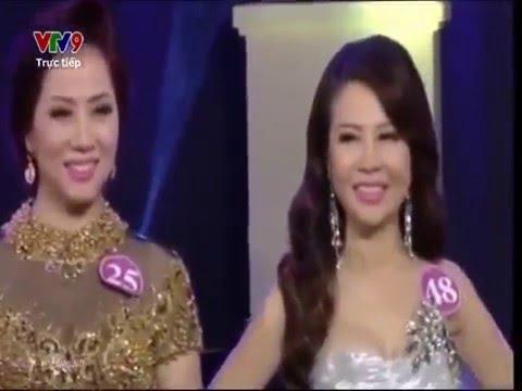 Tường thuật trực tiếp Đêm chung kết Duyên dáng doanh nhân Việt Nam 2015 VTV9 - Phần ứng xử