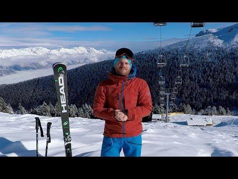 Welcher Ski ist optimal zum AUFKANTEN ? Skischule für Fortgeschrittene | Frag Julian #1