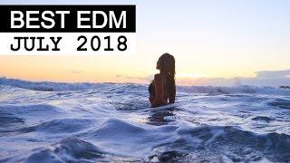 BEST EDM JULY 2018 💎 Electro House Charts Music Mix