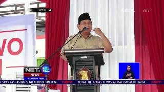Video Warga Boyolali Protes Pidato Prabowo- NET 12 MP3, 3GP, MP4, WEBM, AVI, FLV November 2018