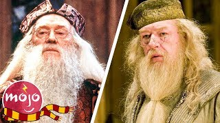 Video Top 10 Harry Potter Actors Who Were Replaced in the Sequels MP3, 3GP, MP4, WEBM, AVI, FLV November 2018