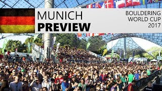 Preview | Munich Bouldering World Cup & European Championships by OnBouldering