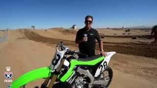 6. Kawasaki 2014 KX450F and KX250F Intro