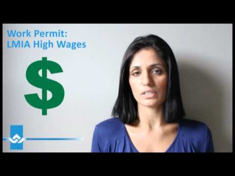 LMIA High Wages Video
