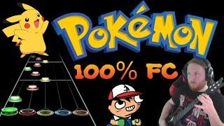 Video Pokemon 100% Full Combo (Guitar Hero - Custom Medley) MP3, 3GP, MP4, WEBM, AVI, FLV Juli 2018