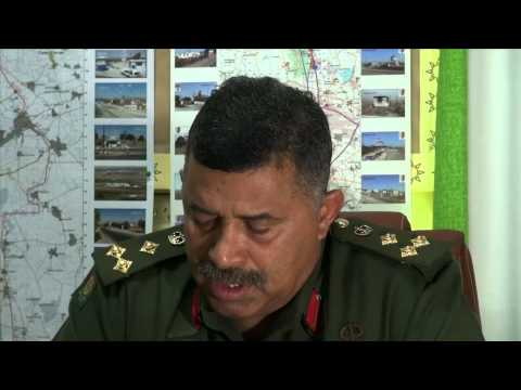 Army - Fijian Army Commander Brigadier-General Mosese Tikoitoga updates local media on the status of Fiji Peacekeepers in Syria. Tuesday 2nd, September, 2014.