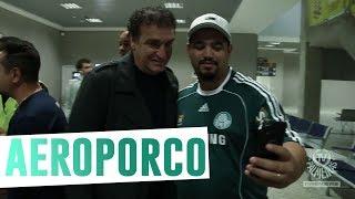 O Palmeiras já está em Curitiba para jogar a quinta rodada do Campeonato Brasileiro. -------------------- Assine o Premiere e assista a todos os jogos do Pal...
