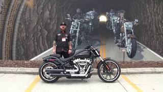 5. New 2018 Harley Davidson Breakout 114 for sale 2019 specs
