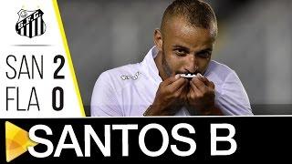 O Santos B superou o Flamengo de Guarulhos por 2 a 0, na terceira rodada da Copa Paulista. Com o resultado, o Peixe está...