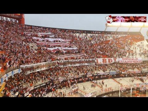 FIESTA DE RIVER BAJO LA LLUVIA /  River Plate vs Quilmes / Suspendido - Los Borrachos del Tablón - River Plate