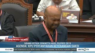 Download Video Saksi Prabowo Mendadak Izin Kencing ke Toilet Saat Dicecar Beruntun di Sidang ke-III MK MP3 3GP MP4