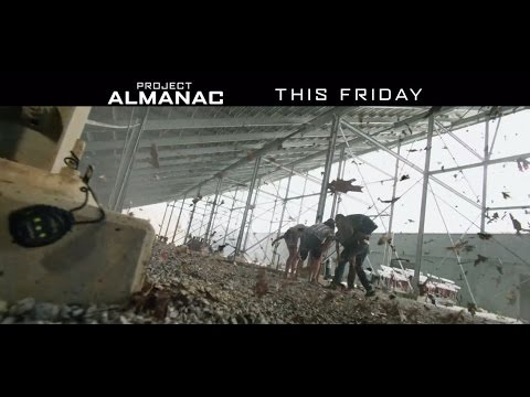 Project Almanac TV Spot 'Experiments'