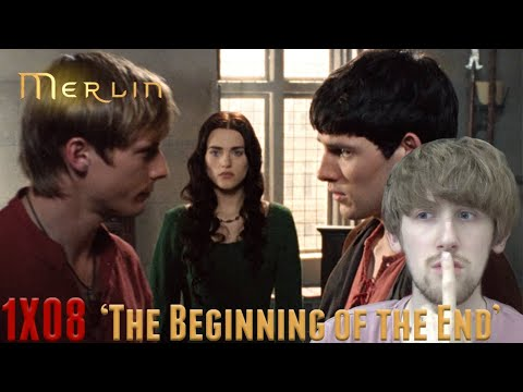Merlin Season 1 Episode 8 - 'The Beginning of the End' Reaction