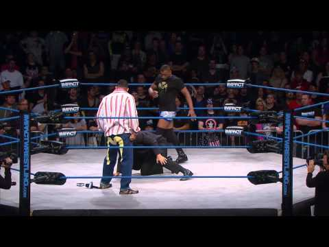 MVP Explains Why He Attacked Kurt Angle..Chaos Ensues! (Nov. 19, 2014)