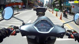 1. Review - Vespa GTS SUPER 300 ABS by SuperBike Magazine Thailand