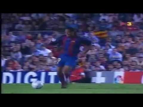 JoGa Bonito Los Grandes del Futbol en su Mejor Momento Full HD [Ronaldinho] 2/2