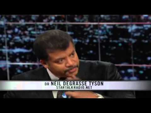 Neil Degrasse Tyson on Bill Maher (8/5)