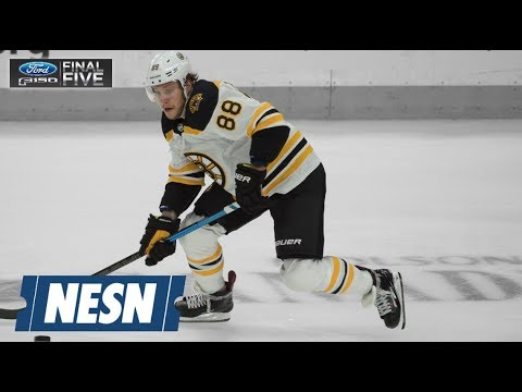 Video: Ford F-150 Final Five Facts: Bruins defeat the Senators 4-1