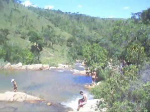 SERRA DA BOA ESPERANÇA - CACHOEIRA SANTA LUZIA 1